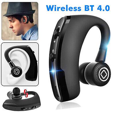 Wireless Headphone Noise Cancelling Trucker Headset Earpiece