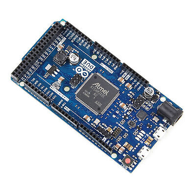 New 32 Bit Atsam3x8e Due R3 Arm Compatible To Arduino Due Without Cable Us