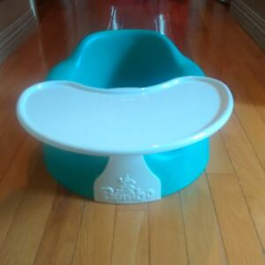 bumbo with tray- Sold PPU