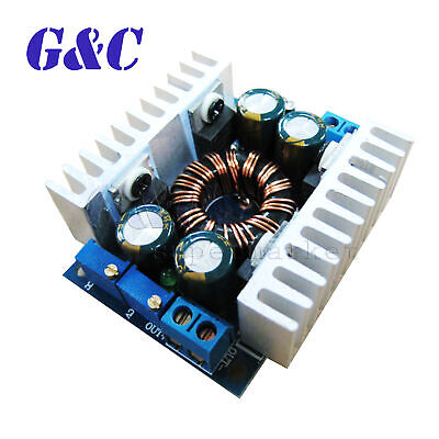 Dc-dc 10a Buck Boost Module Step Down Up 5-30v To 1-30v With Current Control