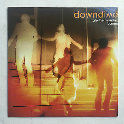 DOWNDIME - HATE THE MORNING/JOANNE * 7 INCH VINYL * FREE P&P UK * SQRL 15 * MINT