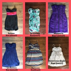 Girls dress Lot size 14 (xsmall, small)