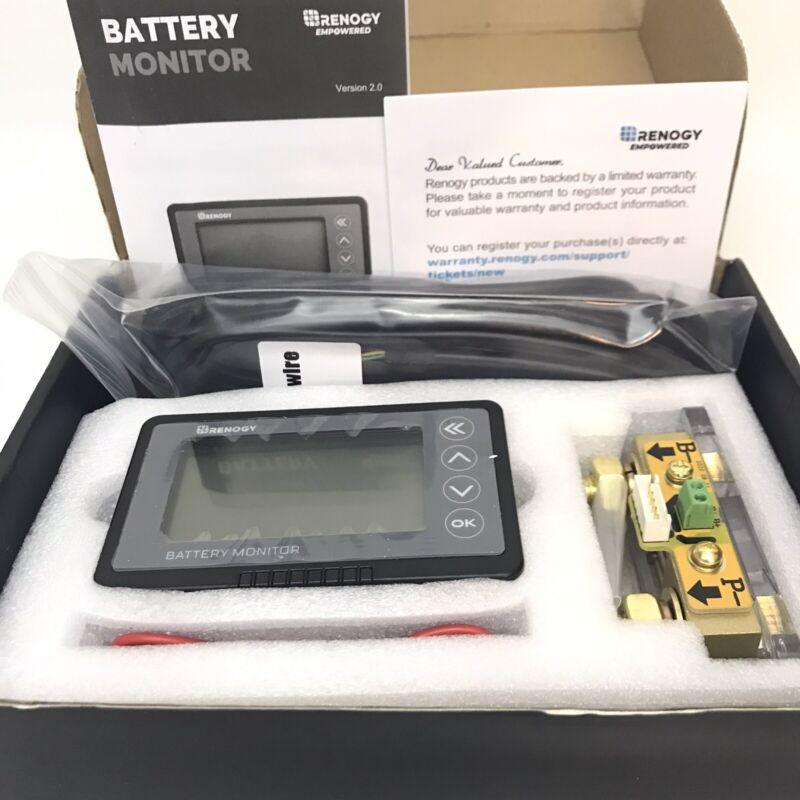 Renogy RBM500 Battery Monitor