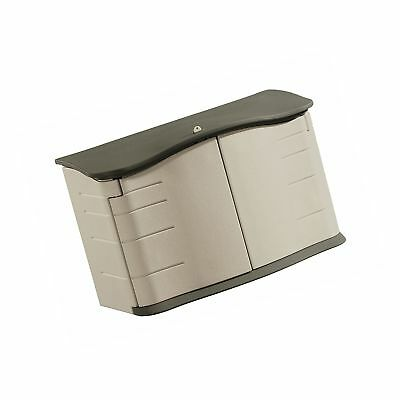 Rubbermaid Horizontal Storage Shed, 2 ft. 3 in. x 4 ft. 6 in (FG374801OLV... New