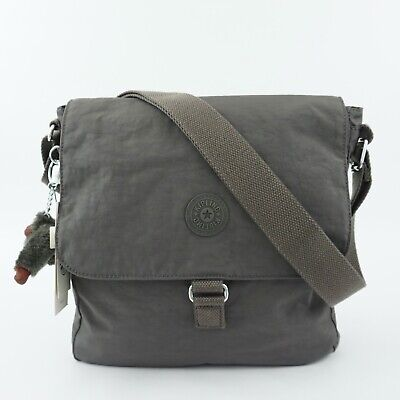 KIPLING COLBY Shoulder Crossbody Bag Carbon Grey Tonal