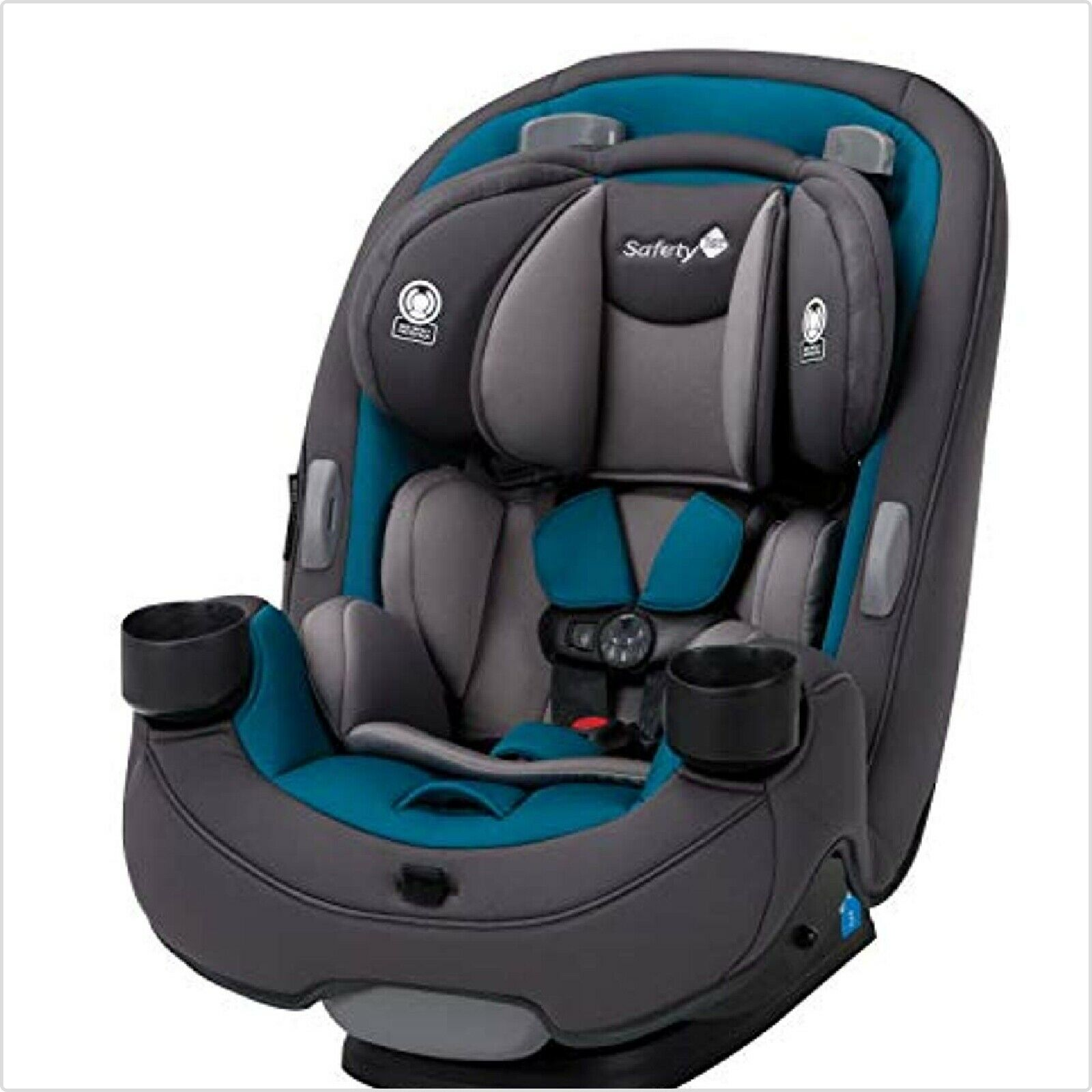 Safety 1st 3-in-1 Grow and Go Convertible Car Seat - Blue Co