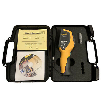 Fluke Vt02 Visual Ir Infrared Thermometer Temperature Meter Tester Ships Free