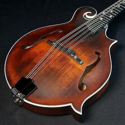 Eastman MD315 F Style Classic finish Mandolin with case 2307