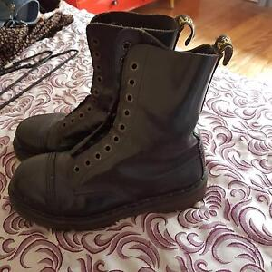 Size 8 Dr Martens. Made in Enland. Brunswick East Moreland Area Preview