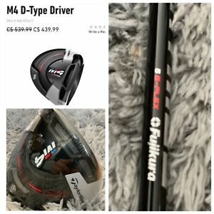 Taylormade M4 driver left handed brand new