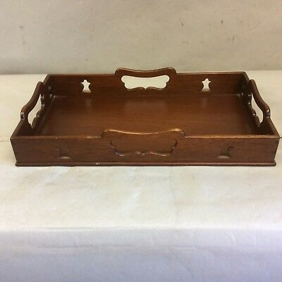"""Colonial Williamsburg Tray by Kittinger CW16 3/8""""x9 5/8"""""""