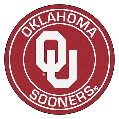 Oklahoma Sooners NCAA Color Die-Cut Decal / Yeti Sticker *Free Shipping (Oklahoma Sooners Decal)