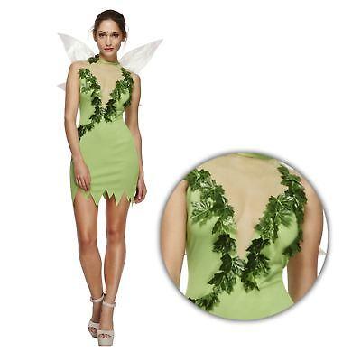 Erwachsene Damen Sexy Magische Waldland Fee Kostüm mit Flügeln Cosplay