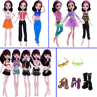 Outfits Daily Shoes Clothes Accessories For Ever After - Monster Outfits
