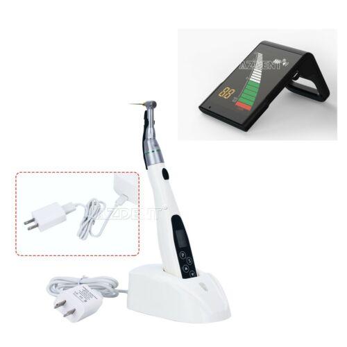 Wireless Dental Root Canal Apex Locator + LED Mini Endo Motor 16:1 Contra Angle
