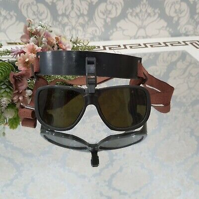 Vintage Goggles For Gas Welder Ussr Goggles For Welder Goggles Soviet Tool O