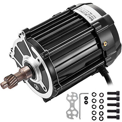 48v-60v Dc Motor Differential Speed Electric Tricycle Motor 1500w Electric Motor