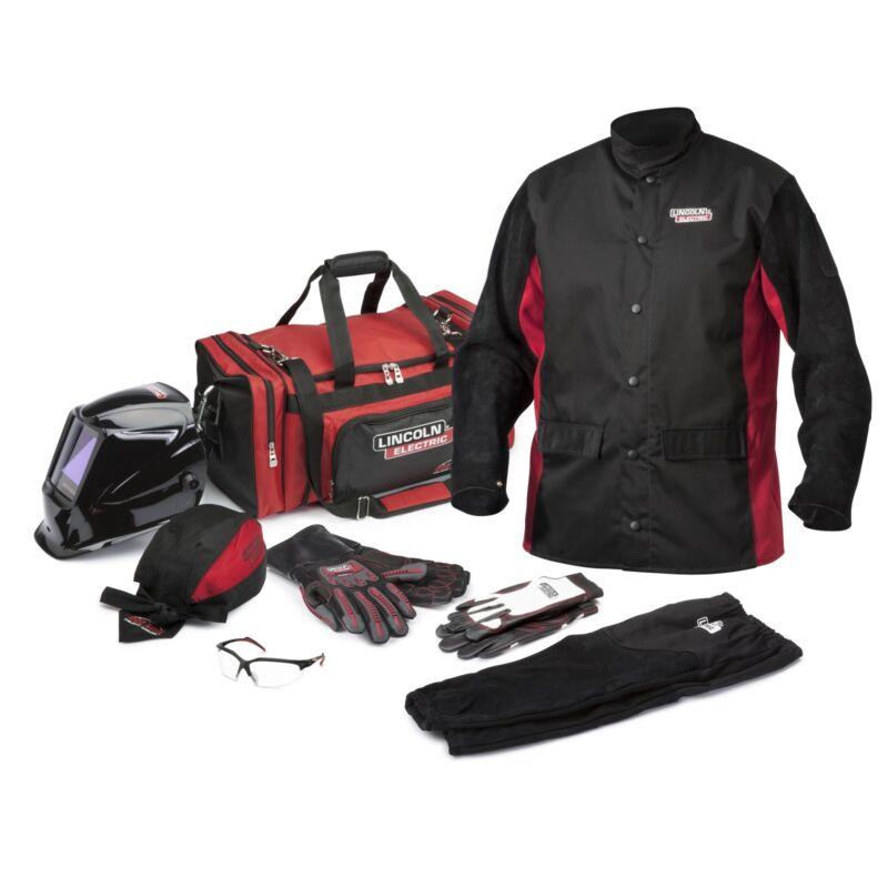 Lincoln Premium Welding Gear Ready-Pak (K3236-L)