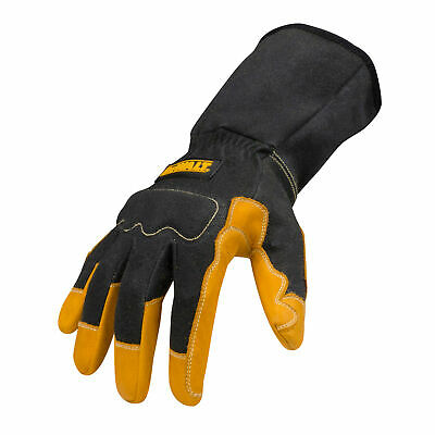 Dewalt Dxmf01011 Premium Fabricators Light Duty Mig Tig Welding Work Gloves