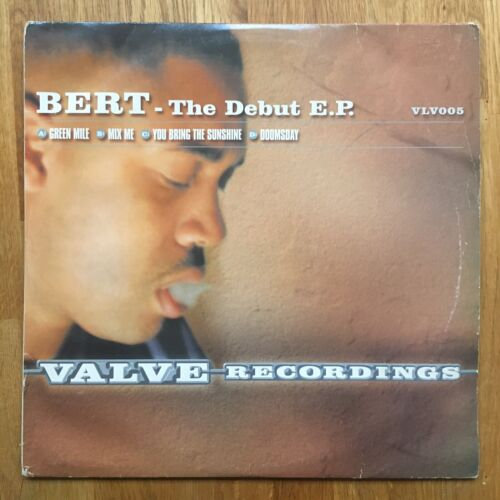 Bert ‎– The Debut E.P. (drum and bass)