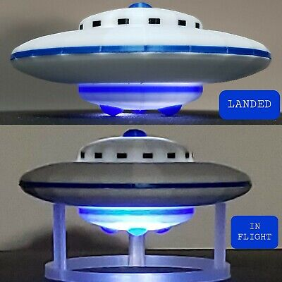 Xilien UFO/Flying Saucer -from Invasion of the Astro-Monster/Monster Zero -small