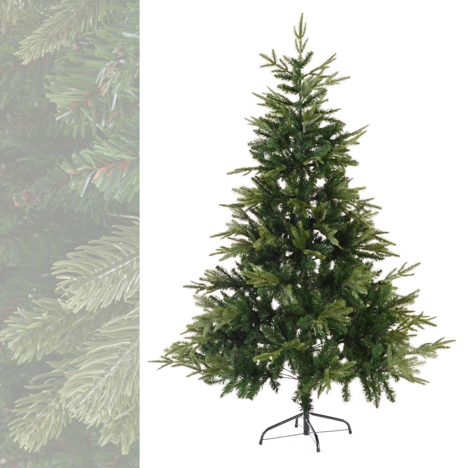 Künstlicher Weihnachtsbaum 180 Cm Aus Pepvc Spritzguss Mix Christbaum