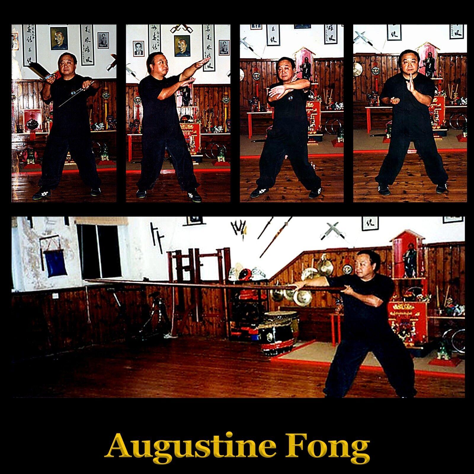как выглядит Augustine Fong