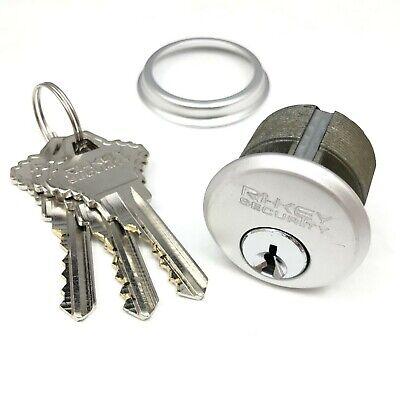 Mortise Lock Cylinder 1 For Store Front Door Adams Rite Lock Free Keyed Alike