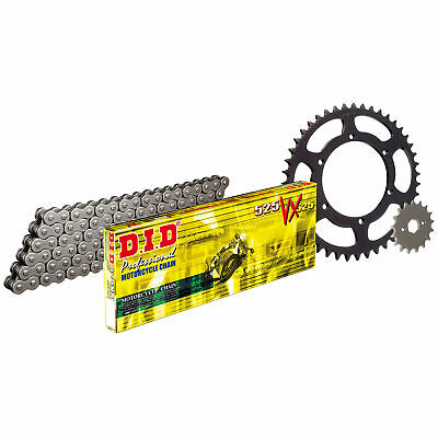 DID OE CHAIN AND SPROCKET KIT SUIT <em>YAMAHA</em> MT 07 ABS 2016