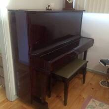 Beale BA-52 upright piano in excellent condition Waratah West Newcastle Area Preview