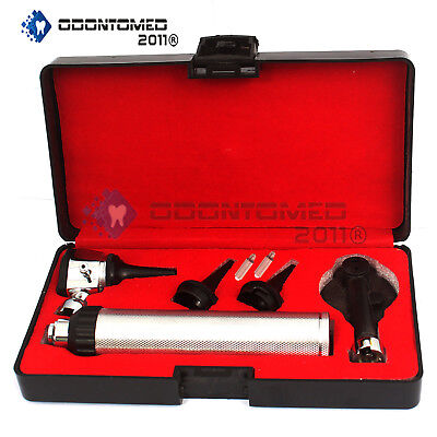 Otoscope Ophthalmoscope Set Ent Medical Diagnostic Surgical Instruments-nt-528