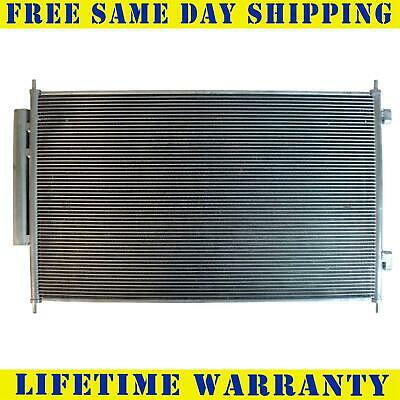 A/C Condenser For 2016-2019 Honda HR-V 1.8L Lifetime Warranty Fast Free Shipping