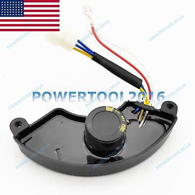 Avr For Honda Eb5000 Em5000 Eg3500x Em5500cxs Voltage Regulator Generator
