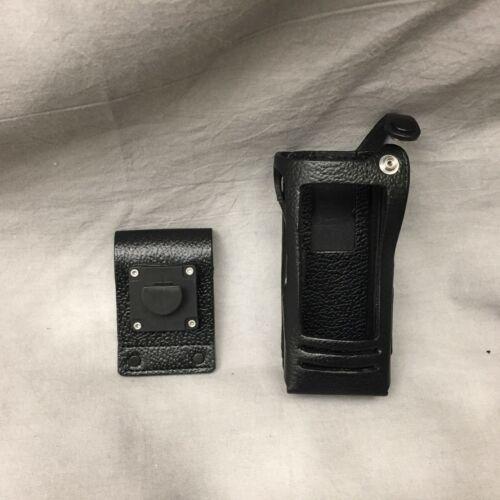 Motorola Hard Leather Carry Case PMLN 5019C