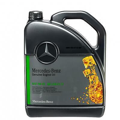 5 Liter Original Mercedes-Benz Motoröl MB228.51 LT A0009898802