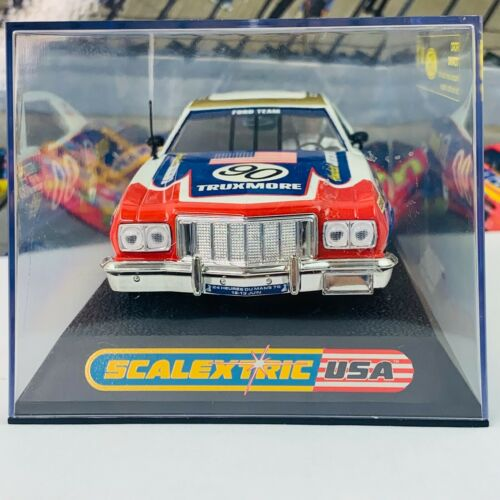 Scalextric Slot Car 1/32 Ford Gran Torino LM 1976 No 90 C2655 Nascar NIB MIB