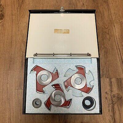 Freud Usa - Wb102 The Woodworking Box Shaper Cutter Set - In Original Box