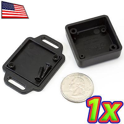 Tiny Mini Abs Ip54 Plastic Enclosure Iot Arduino Project Case Box 36x36x15mm Tab