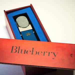 Blue Microphones Blueberry Cardioid Condenser Microphone Hawthorn East Boroondara Area Preview