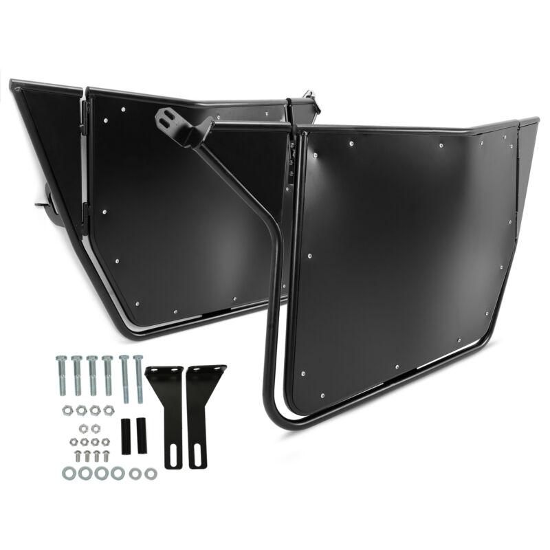 Bear Claw Doors Black fits 2008-2014 Polaris RZR XP 900, 570, 800