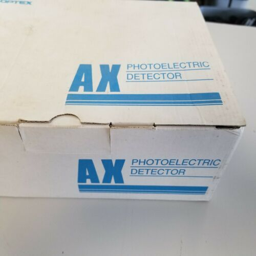 OPTEX AX-100PLUS PHOTOELECTRIC DETECTOR