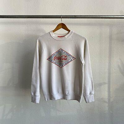 Vitnage 90's Coca Cola Canada Sweatshirt - Small