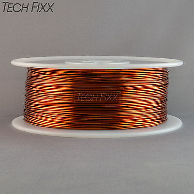 Magnet Wire 17 Gauge AWG Enameled Copper 550 Feet Coil Winding 3.5 Pounds 200C