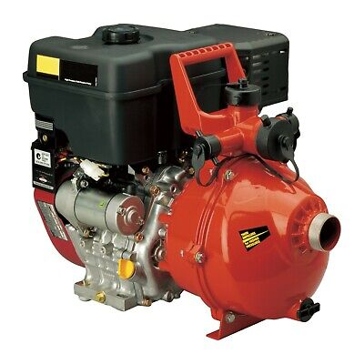 Water Pump High Pressure Fire Pump - 9 Hp - 7200 Gph - 1.5 Suction - 3 Way Dis