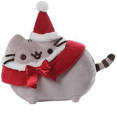 Gund 4048863 Pusheen the Cat Christmas