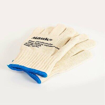 MAUK Ofen Hitzeschutz Handschuhe Hitze Schutz Handschuhe Ofenhandschuhe 25cm