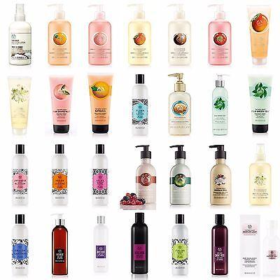 Body Shop | Full Range | LOTION/SORBET/GEL Whipped-Nourishing-Softening-Essence ()