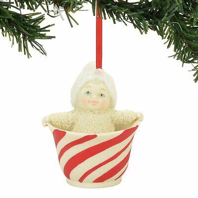 Department 56 Snowbabies Sweet Tea Ornament 4058464 Snowbaby Dept NEW