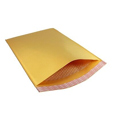 25 Pack 7 14.25 X 20 Kraft Bubble Mailers Padded Envelopes