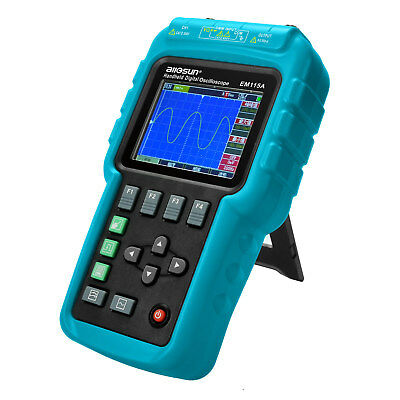 Digital Oscilloscope Tester Handheld Scope Meter Multimeter 50mhz Bandwidth